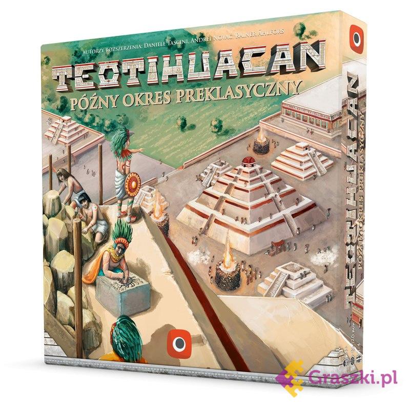 Teotihuacan: Późny Okres Preklasyczny